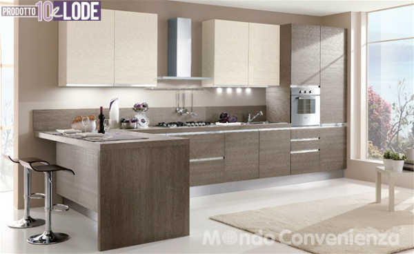 Picture 260 cucine mondo convenienza 2012 guida shop - Cucine a scomparsa mondo convenienza ...