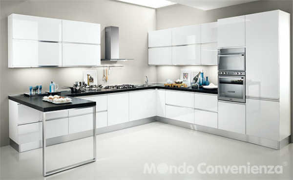Picture 263 cucine mondo convenienza 2012 guida shop - Cucine a scomparsa mondo convenienza ...