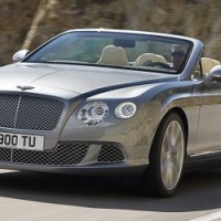 Nuova Bentley Continental GTC V8