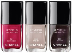 smalti chanel autunno inverno 2012 2013