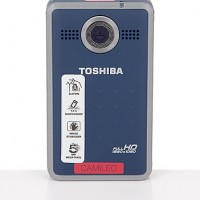 Videocamera tascabile Camileo clip di Toshiba: riprese estreme in High Definition