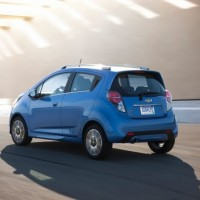 Chevrolet Spark 2013, un restyling per la city car