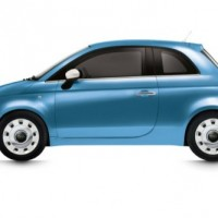 Fiat 500 Happy Birthday