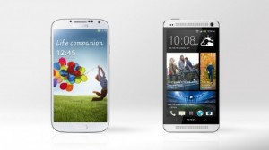 Samsung S4 vs HTC One