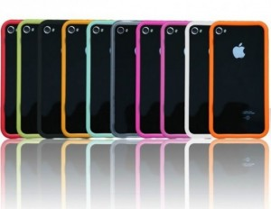 Cover iPhone 5-bumper