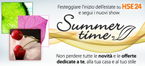 HSE24 speciale Summertime