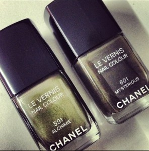 Chanel smalti autunno inverno 2013 2014